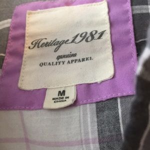 Heritage 1981 Tops - Heritage 1981 Button-Up Tunic